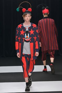 Kidill. See all of Tokyo fashion week fall 2015's most amusing looks.
