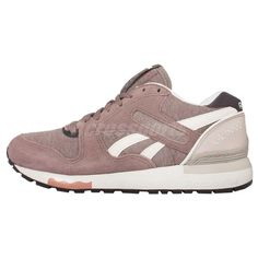Reebok GL 6000 Jersey Taupe Chalk Suede Womens Casual Shoes Sneakers V68874  | eBay