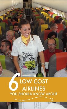6 Low Cost Airlines that You Should Know About.