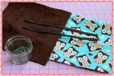Oh Sew Crafty Life: Oh Sew Easy Burp Cloths