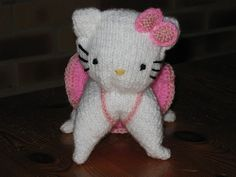 hello-kitty tricot : http://tricotdamandine.over-blog.com/tag/doudous%20-%20nounours%20.../