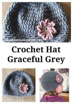 A simple free crochet pattern for a toddler hat, quick to make perfect for keeping them warm and snugly. Crotchet Baby Hats, Crochet Toddler Hat, Crochet Baby Hat Patterns, Crochet Baby Clothes, Crochet Beanie, Crochet For Kids, Crochet Hats, Free Crochet, Crochet Stitch