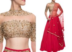 20 Lehengas For Brides who do not want a Sabyasachi | Fashion | Bride | WeddingSutra