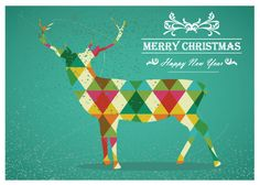 25 Beautiful Business Christmas Cards Designs for your inspiration | Read full article: http://webneel.com/business-christmas-cards-corporate | more http://webneel.com/christmas-cards | Follow us www.pinterest.com/webneel