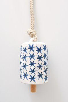 Indigo Stars Bell by Koromiko
