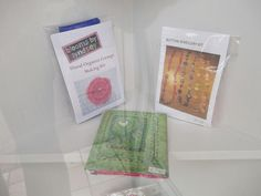 a selection on our kits for our young makers to make from flower kits, button jewellery kits and much more,