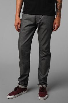 Levi's 508 Merlin Tumbled Tapered Jean