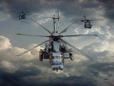 Military - Sikorsky CH-53 Sea Stallion Wallpaper
