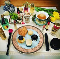 Breakfast in Jardin