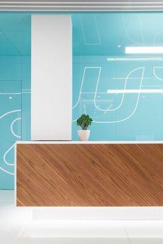 WTC Fitness | HAAST Architectural Bureau | Interior Design