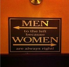 Why women are always right