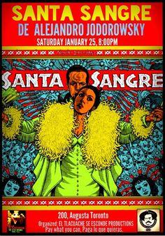 Santa Sangre by Alejandro Jodorowsky: Impact of Parents' Death on a Child