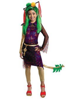 Monster High Jinafire Child Costume