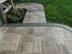 - Garden: Gartenbau Stamped Concrete Tri-State Bomanite Cincinnati, OH How Baby Monitors Work One of Stamped Concrete Patterns, Stamped Concrete Driveway, Concrete Porch, Colored Concrete Patio, Diy Stamped Concrete, Concrete Backyard, Brick Walkway, Decorative Concrete, Concrete Wood