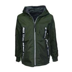 Παιδικό Μπουφάν Αγόρι Power 8-16 Adidas Jacket, Hooded Jacket, Rain Jacket, Windbreaker, Jackets, Fashion, Jacket With Hoodie, Down Jackets, Moda