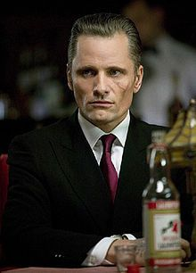 Viggo Mortensen in EASTERN PROMISES. Directed by David Cronenberg.