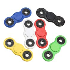 Rotating Spinner Fidget Plastic Toys EDC Hand Spinner For Autism and ADHD Stress Release Gift  Description: Material: Plastic Great For Fidgety Hands ADD & ADHD Sufferers Helps Relieve Stress Perfect size suitable for Adults and kids Easy To CarrySmallSimpleDiscrete and Funalso effective for Focus and Deep Thought Use This Way:Hold spinner in one hand and use the other hand to spin it rapidly using small continuous strikes to keep it spinning indefinitely with practicespinners can be spun…
