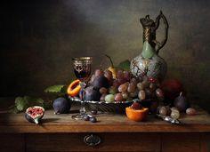 photo: ~ Малага и фрукты ~ | photographer: Елена Татульян | WWW.PHOTODOM.COM