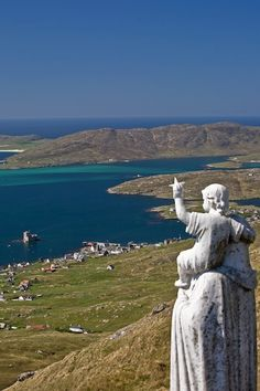 The Scottish islands-- who needs the Bahamas?  Our Lady of the Sea © Derek Fogg - British Landscapes Photography