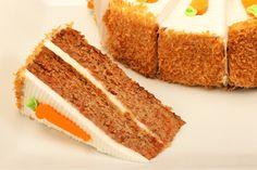 Gâteau carottes / Carrot Cake