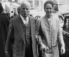 Charlie Chaplin & Oona O'Neil
