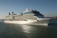 Celebrity Eclipse at sea