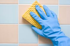 leaning Soap Scum  Combining baking soda and hot water is one of the many ways to clean soap scum off shower walls.  Find out more at Tip Nut.