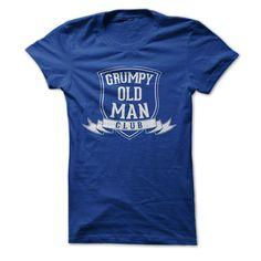 Grumpy Old Man Club