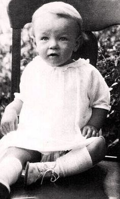 24 Rare and Adorable Vintage Photos of Norma Jeane (aka Marilyn Monroe) When She Was a Child ~ vintage everyday