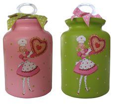 17 Best Kavanoz Boyama Images Mason Jars Decorated Bottles