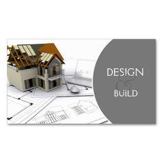 221 best construction maintenance business card images on construction architects business card reheart Choice Image