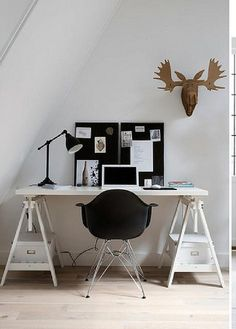tressel desk