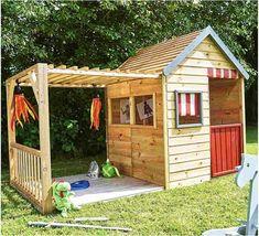 Garten Spielhaus Kinder I - #garten #Kinder #SPIELHAUS #spielhausgartenkinder