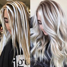 Pockets ♠️of Depth 〰️ . I'm obsessed with dimensional Balayage pattern. Pockets ♠️of Depth 〰️ . I'm obsessed with dimensional Balayage pattern. Frontal Hairstyles, Braided Hairstyles, Straight Hairstyles, Popular Hairstyles, Wedding Hairstyles, Long Face Hairstyles, Gorgeous Hairstyles, Updo Hairstyle, Ombre Hair Color