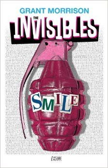 I'll continue the streak and writeanother comic book post this week. Comictober! The Invisiblesis about a small groupof rebels fighting liberate humanity from the domination andpsychic oppressi...