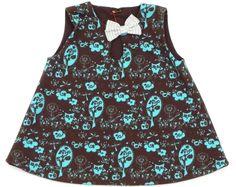 Kleid für Mädchen, Größe: 62-68, deutsche Mode