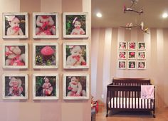 gallery wall display laura winslow photography