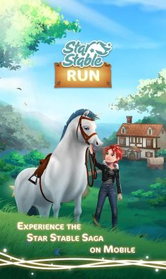 Star Stable Run Coming Soon to Android - http://appinformers.com/star-stable-run-cheats-tips-guide/11675/