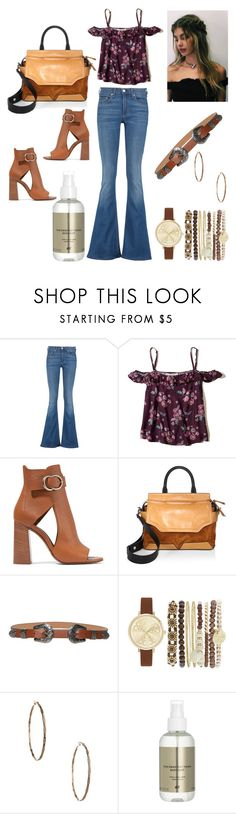 """""""Miss Hippie"""" by vanessa-espinoza-i ❤ liked on Polyvore featuring rag & bone, Hollister Co., Chloé, Jessica Carlyle and BCBGeneration"""