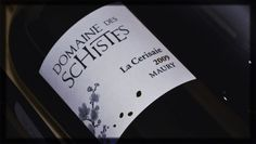 """Domaine des Schistes, La Cerisaie, 2009 – AOP Maury    """"The earth is vast and lovely, there are many splendid places"""" wrote Chekov in his eponymous work. The Maury vineyards is one of these magic places where, through a strange transubsantiation, you can find in his vineyards a Grenache, mild, crispy and silky like a black cherry…"""