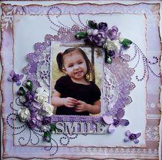 Smile *NEW ZVA** - Scrapbook.com