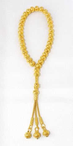 Altın Tesbih / Gold Bead