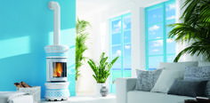 LADY FIRE , Wood Burning Stoves by Palazzetti