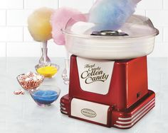 Mini Cotton Candy Machine: Is There Ever A Bad Time For Cotton Candy?