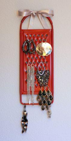 Hanging Jewelry Holder 14
