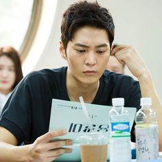 Joo Won en guion Yongpal