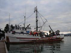 Alaska Commercial Fishing Boats