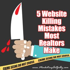 I can't hold my tongue any longer. Almost every day I talk with Realtors about their marketing in some way or another and there are (at least) 5 mistakes I see them making with their websites over and over again. Who Are You Prospecting For Let's just jump right into the deep and talk business....Read More »