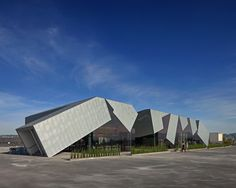 AIA Names 18 Projects as Best New Architecture in US,Pterodactyl / Eric Owen Moss Architects. Image Courtesy of AIA