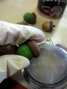 Acorn texture